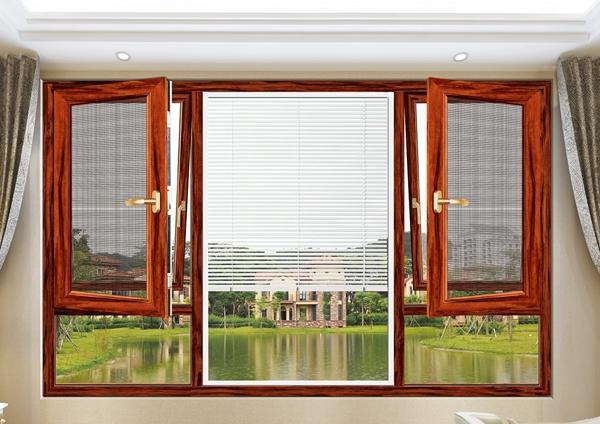 穗福防蚊纱窗 铝合金门窗十大品牌