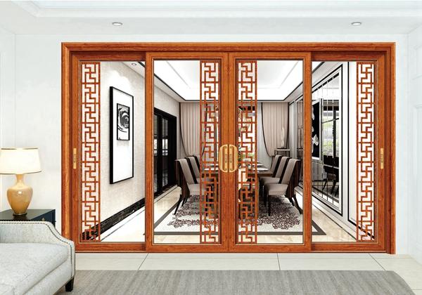 穗福门窗推拉门 铝合金门窗十大品牌