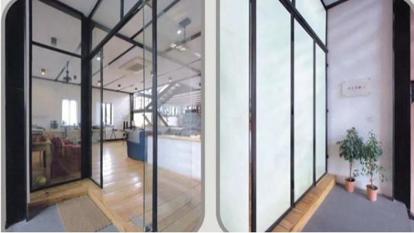 """门窗上的新宠!智能调光玻璃,让空间更有""""隔""""调"""
