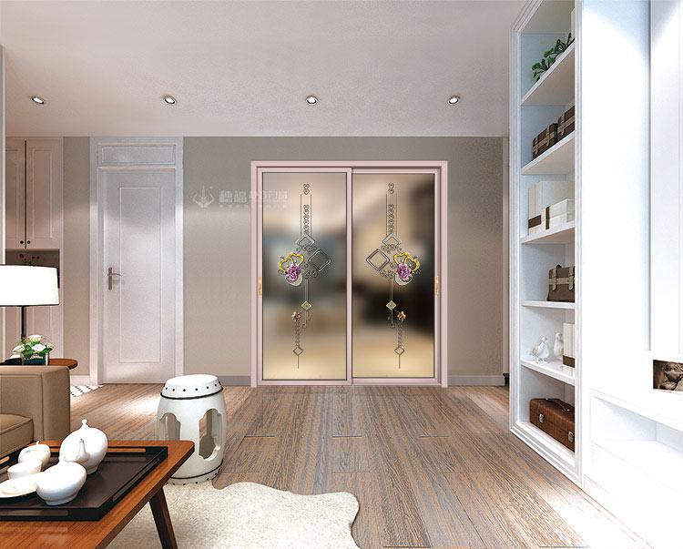 穗福门窗--氟碳紫金+2---效果图